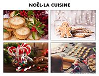 Poni decouvre et presente-Noel-La cuisine