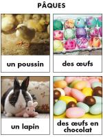 Poni découvre et présente-Pâques