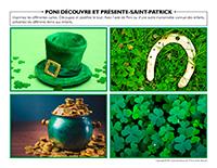 Poni découvre et présente-Saint-Patrick