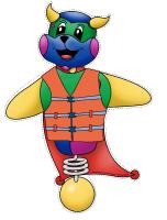 Poni présente - La sécurité sur l'eau