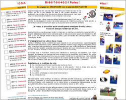 Prealable-programme velo fusee