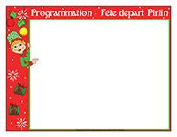 Programmation Fête départ Pirlin-vierge