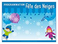 Programmation-Fête des Neiges