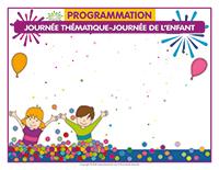 Programmation-Journée de l'enfant