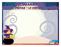 Programmation-Journée spéciale-La sorcière-Po Potière
