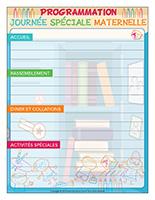 Programmation-Journée spéciale-maternelle