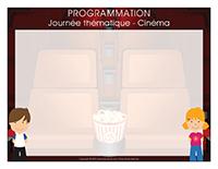 Programmation-Journée thématique-Cinéma