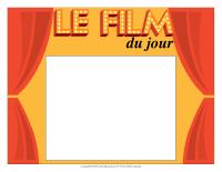 Programmation des films