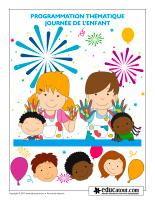 Programmation thématique-Journée de l'enfant