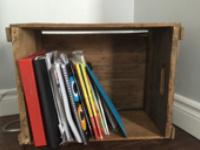 Projets à réaliser avec des caisses en bois-1