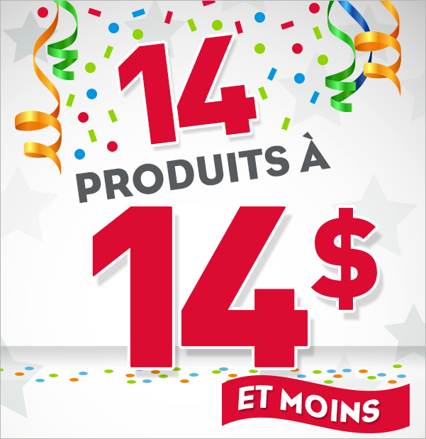 14 produits