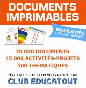 Activites Educatives Pour Enfants Avec Fiches Imprimables Sur Differents Themes Educatout
