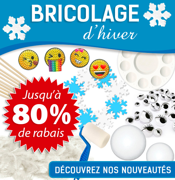BRICOLAGES HIVER