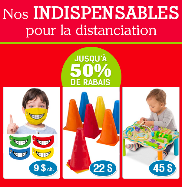 NOS INDISPENSABLES
