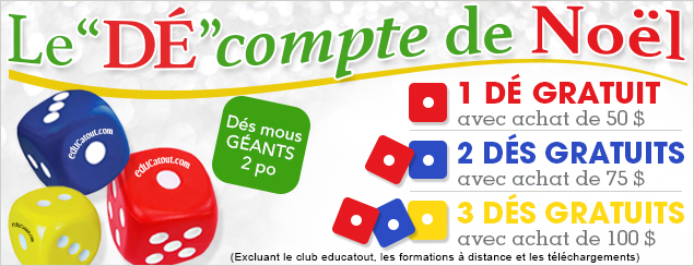 Decompte coupons