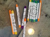 Quatre activités à faire avec des batons Popsicle-5