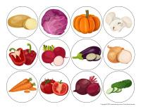 Récolte des légumes-2