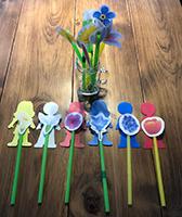 Reconnaitre les couleurs en jouant avec les fleurs-3