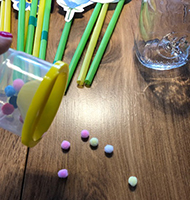 Reconnaitre les couleurs en jouant avec les fleurs-9