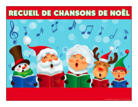 Recueil chants de Noël-1
