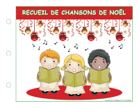 Recueil de chansons Noël