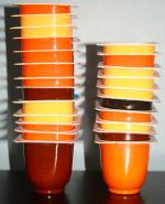 Recycler en jeux les petits pots de yogourt-4