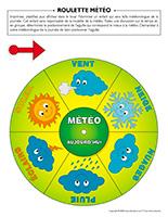 Roulette météo 2020