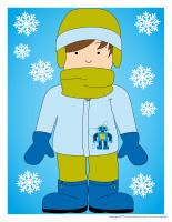 Routine habillement pour l'hiver-1