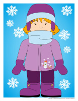 Routine habillement pour l'hiver-2