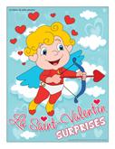 Saint-Valentin - Surprises