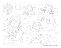Scène d'hiver-2