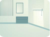 Scène de L'hôpital