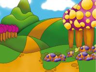 Scène de Pâques - Poni