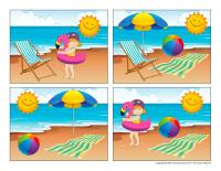 Scène de la plage-2