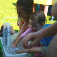 Seau d'eau ou de sable pliant-4