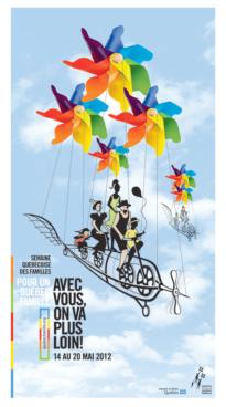 Semaine québécoise des familles - image