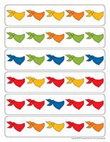 Séries de bandanas