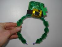 Serre-tête de la Saint-Patrick-1