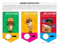 Signets-Détectives