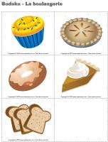 Sudoku - La boulangerie