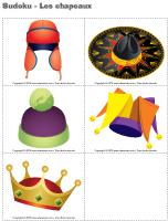 Sudoku - Les chapeaux