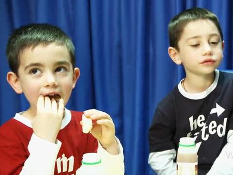Guide pour la nutrition des enfants