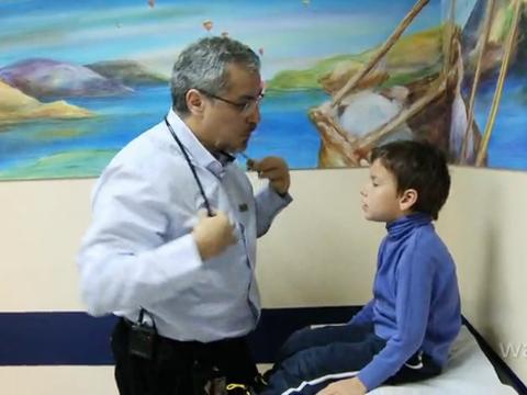 Le rhume et la grippe chez les enfants asthmatiques