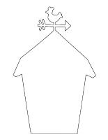 Tableau de feutrine-La porcherie