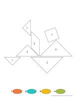 Tangrams-Activité physique