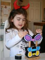 Test de jouet-Le papillon-3