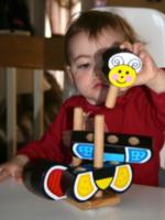 Test de jouet-Le papillon-4