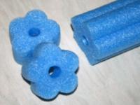 Transformer vos nouilles de piscine en perles-2