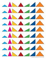Triangles miniature