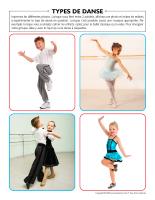 Types de danse